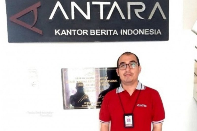 Wartawan Antara Aceh jadi tersangka usai dikeroyok
