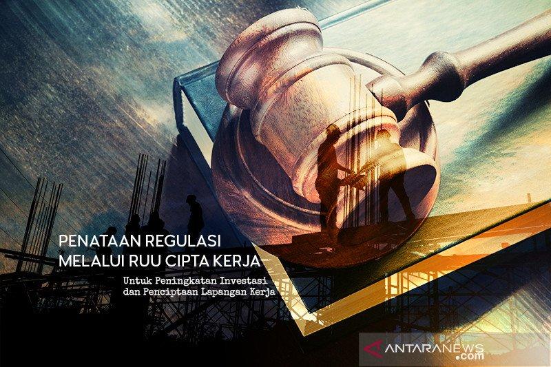 """Apindo berharap """"omnibus law"""" hapus kewenangan KPPU sebagai hakim"""