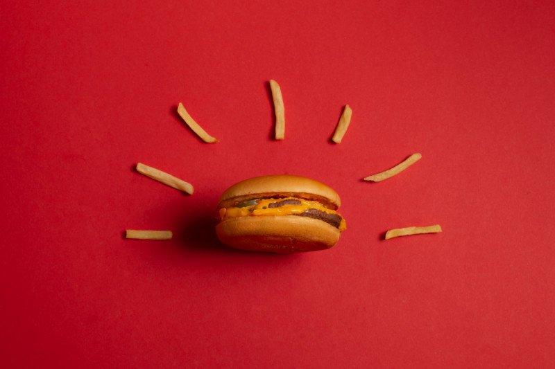 Mengungkap rahasia ayam, burger hingga kentang goreng McD