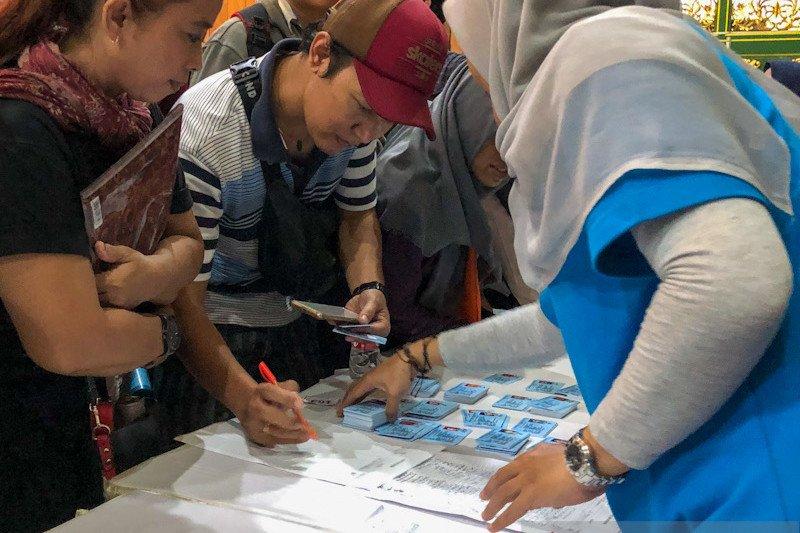 2.000 e-KTP dicetak selama pelaksanaan GISA di Yogyakarta