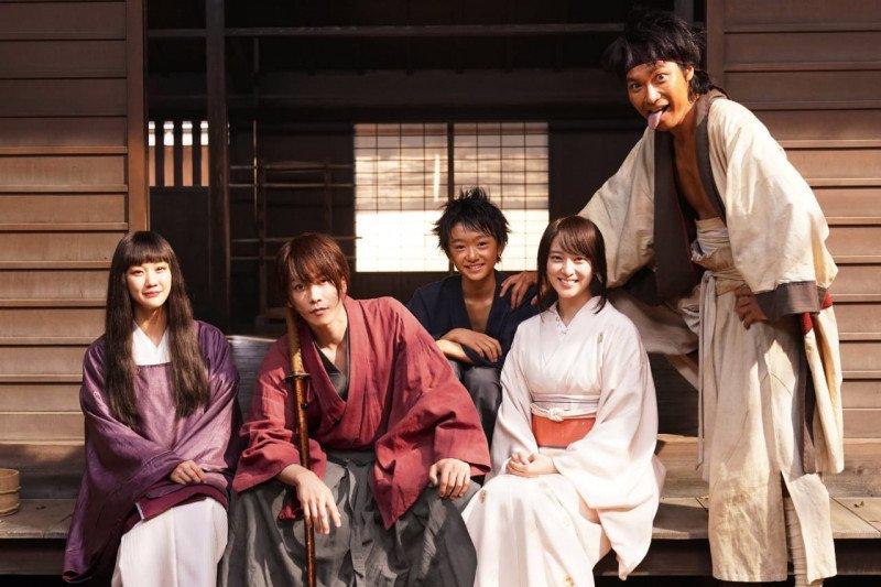 "4 Fakta tentang Film ""Rurouni Kenshin: The Final"""