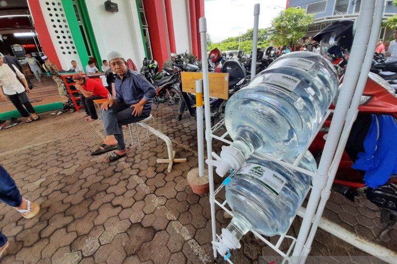 ACT Sulsel ajak warga ikut wakaf air minum untuk masjid