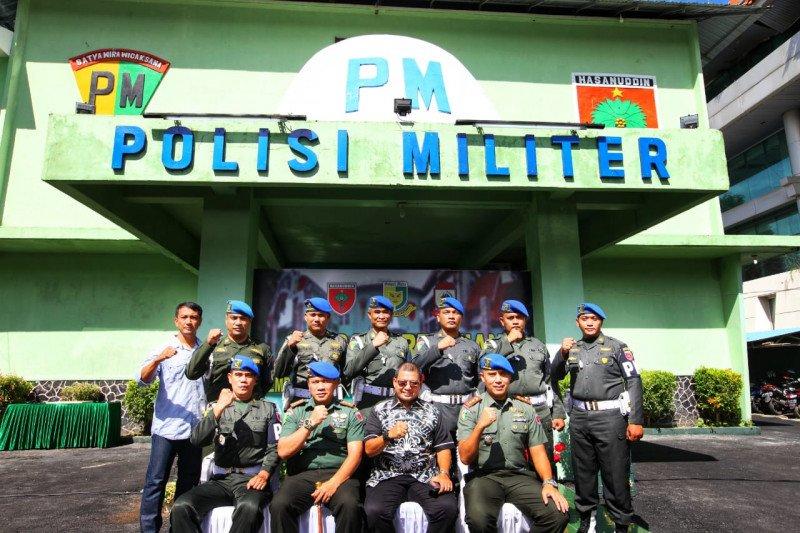 Pj Wali Kota Makassar resmikan ruang UP3M Denpom XIV/4