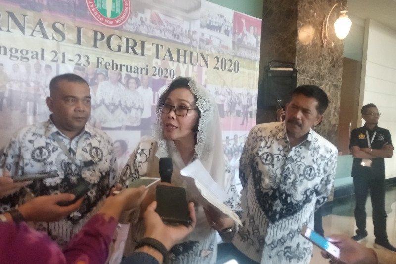 Ketua umum PGRI minta pemerintah liburkan seluruh sekolah di Indonesia