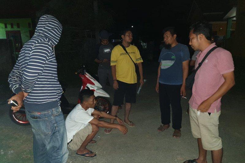 Anggota Polres Sumbawa Barat gagalkan transaksi sabu di Kelurahan Menala