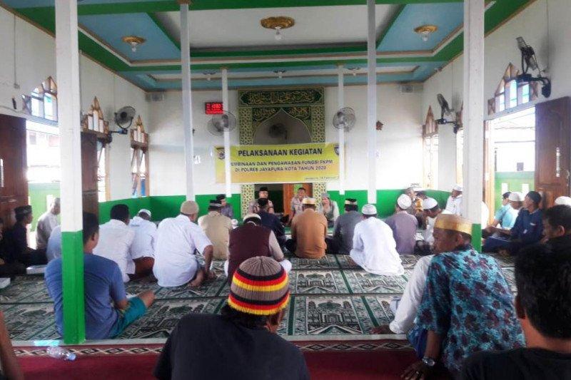 Wadir Binmas Polda Papua ajak warga binaan sukseskan pilkada serentak dan PON