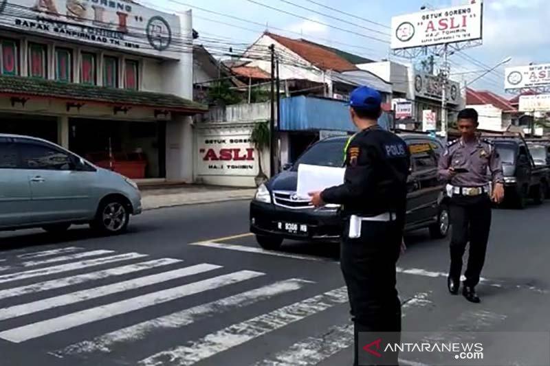 Polresta Banyumas dalami kasus kecelakaan tewaskan pasutri