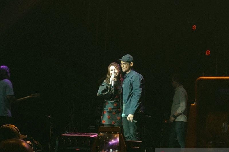 "Rossa-Afgan sukses buat ""baper"" penonton Love Fest 2020"