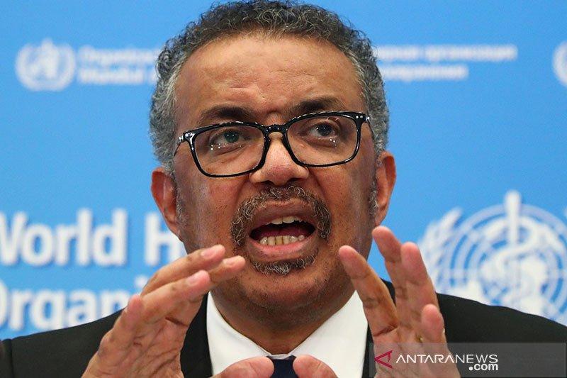 WHO: virus corona sebabkan 30.000 lebih korban jiwa seluruh dunia