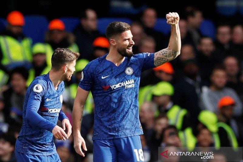 Chelsea taklukan Tottenham Hotspur