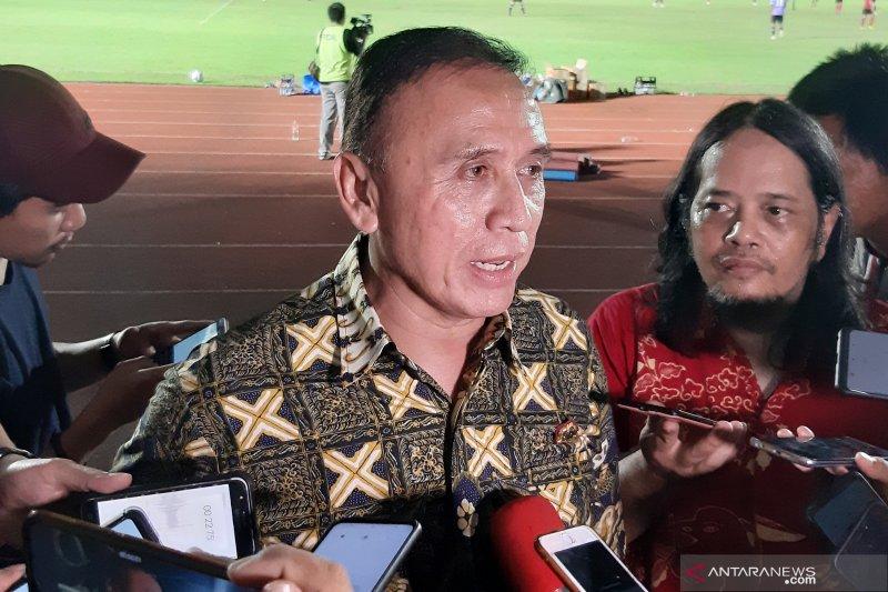 PSSI tidak persoalkan kekalahan Timnas dari Persita Tangerang