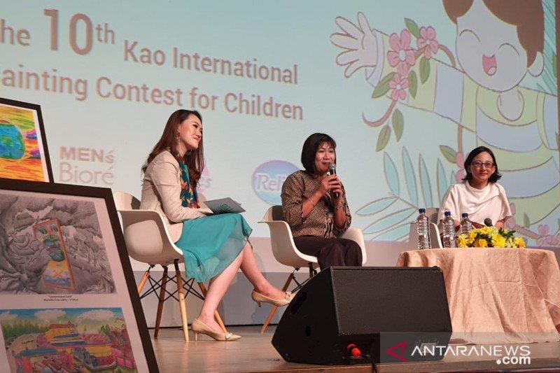 Psikolog: menggambar tumbuhkan empati pada anak