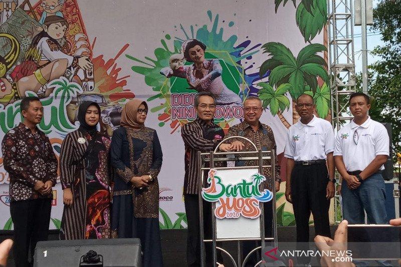 """Pemkab berharap pameran """"Bantul Juoss"""" jadi media promosi potensi daerah"""