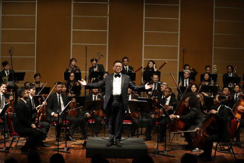 "Jakarta Concert Orchestra suguhkan ""Malam Tchaikovsky"""
