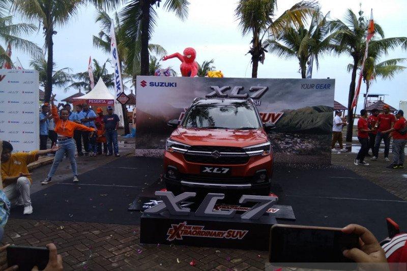 Peluncuran Suzuki XL7 hadirkan tiga keunggulan