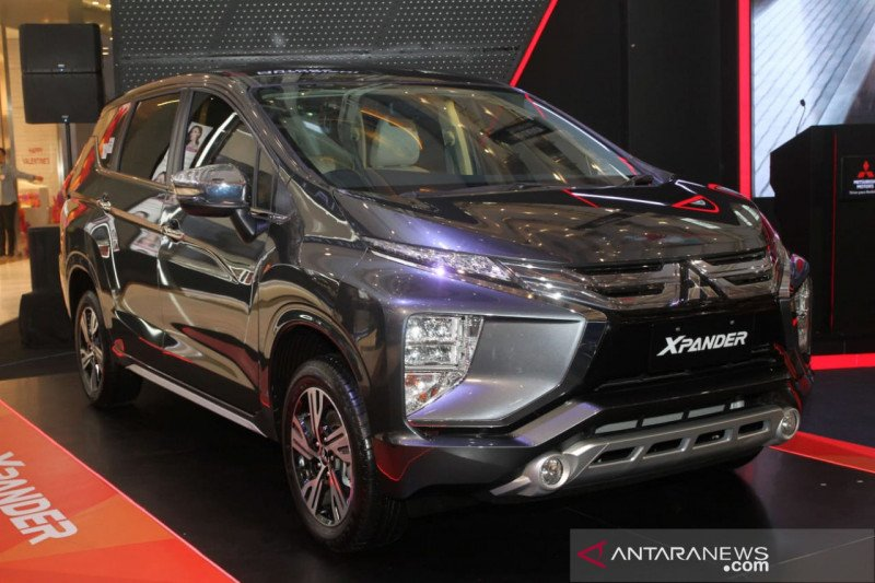 Mitsubishi segarkan tampilan Xpander