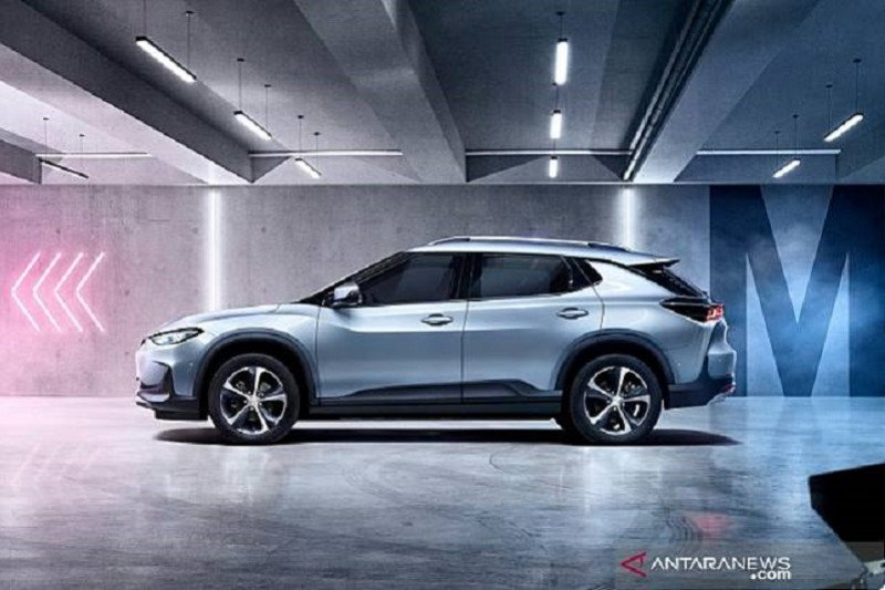 Chevrolet Menlo bakal saingi Tesla Model 3 ditengah wabah corona