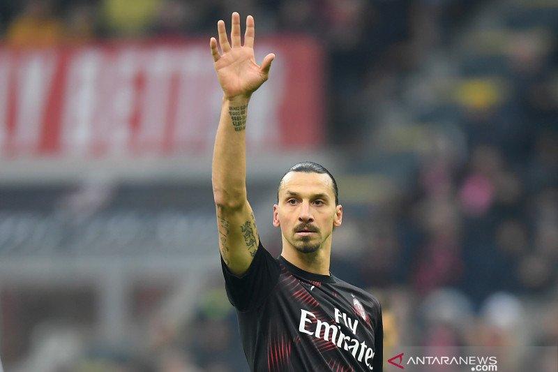 Nasib Ibrahimovic ditentukan hasil Liga Champions