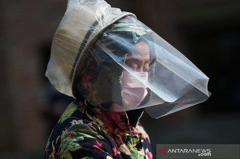 Kasus baru corona kembali meningkat di Hubei, menurun di wilayah lain