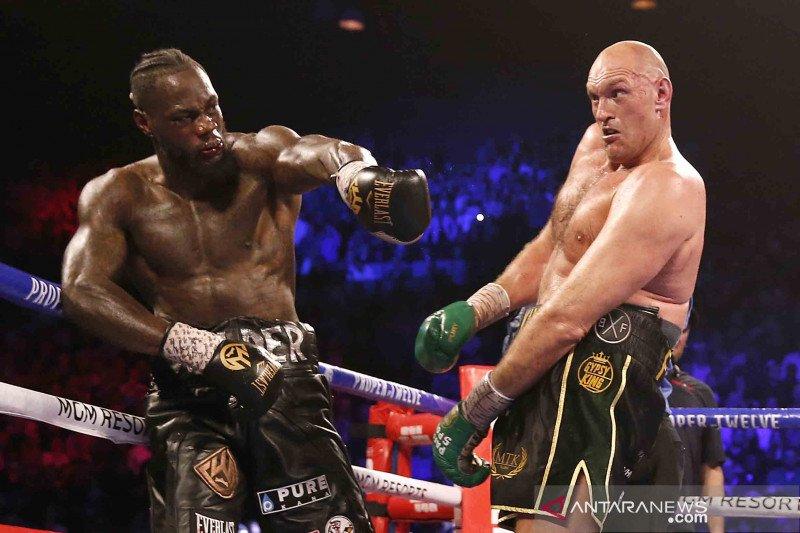 Wilder menganggap Fury masih belum layak jadi juara dunia sejati