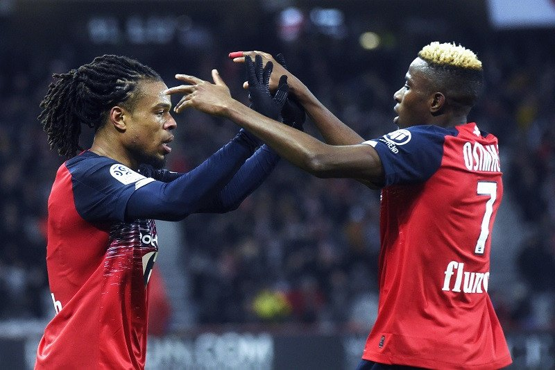 Lille taklukkan Toulouse 3-0