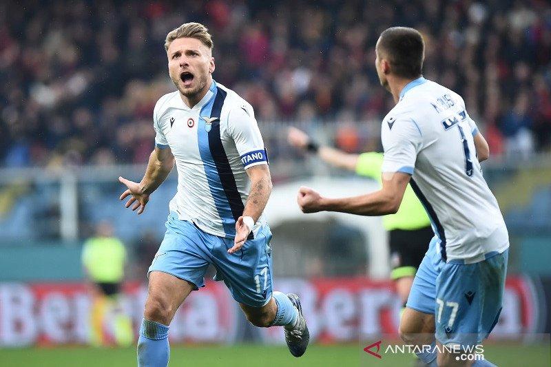 Jadwan pertandingan Liga Italia, Lazio berpeluang gusur Juve di pucuk klasemen