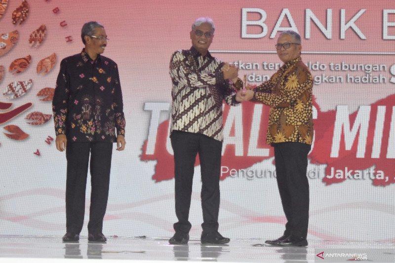 Bank Sulteng tuan rumah undian simpeda berikutnya setelah Bank DKI Jakarta