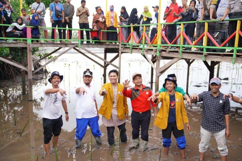 Wagub Sulsel tekankan penanaman mangrove tidak sekadar agenda seremonial