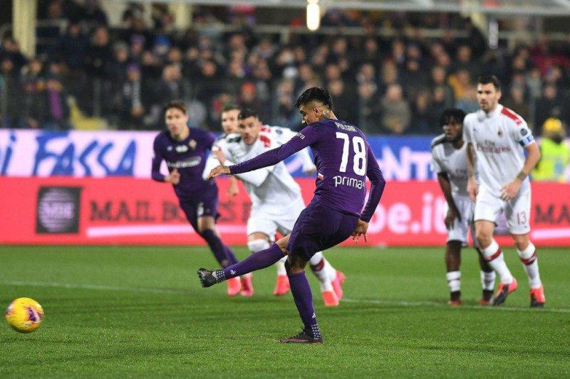 Milan gagal bawa pulang tiga poin