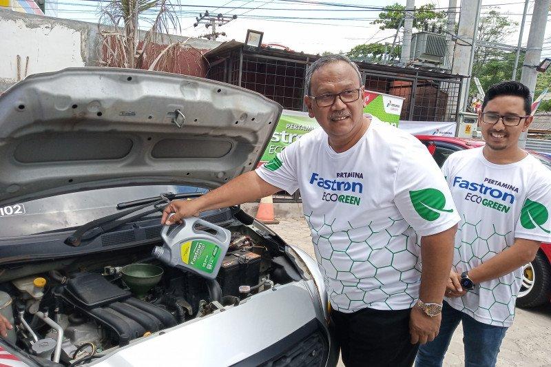 Pertamina Lubricant luncurkan Fastron EcoGreen di Lampung