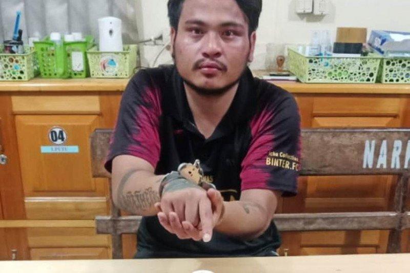 Polres Nabire tangkap pemilik narkoba jenis sabu-sabu
