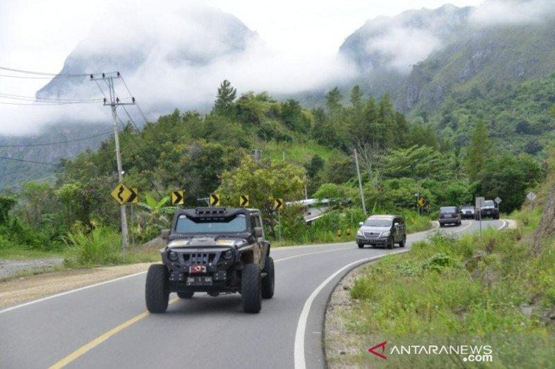 Rombongan Tur Jelajah Wisata Sulawesi keliling Sulsel