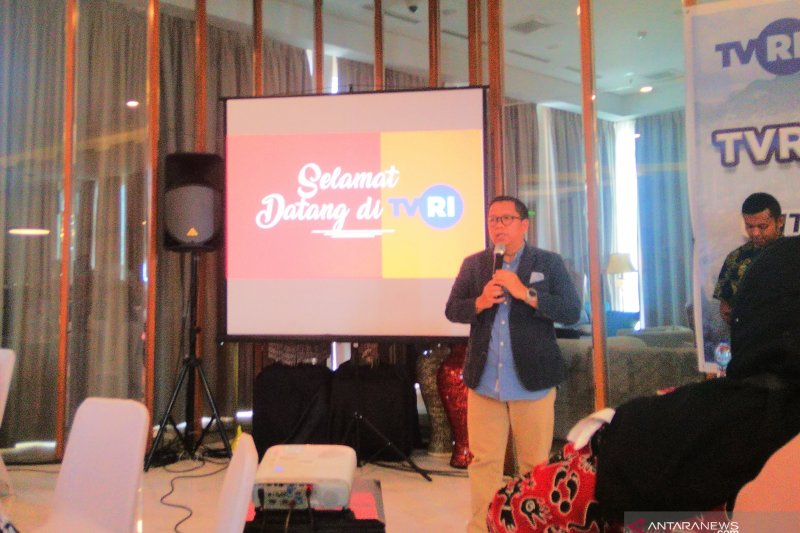 TVRI pemegang hak siar tayangan PON XX Papua 2020