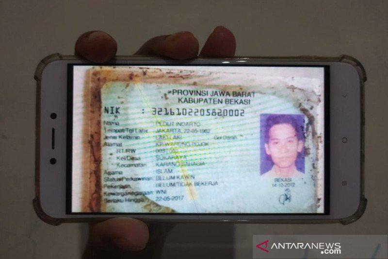 Kerangka manusia dan KTP Kabupaten Bekasi ditemukan di lereng Pegunungan Muria