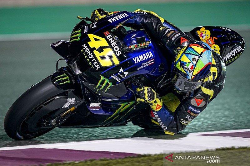 Rossi   semangat sambut musim baru MotoGP