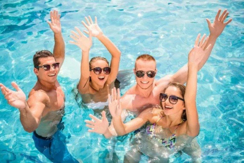 Viral perempuan bisa hamil karena berenang di kolam bersama pria, seperti apa pandangan IDI?