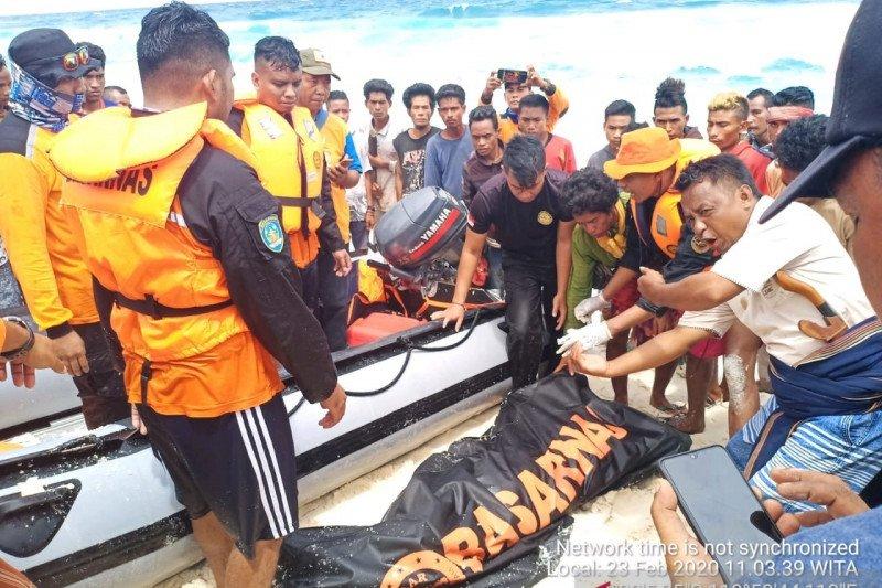 Ruben Rangga Nawa ditemukan dalam keadaan meninggal