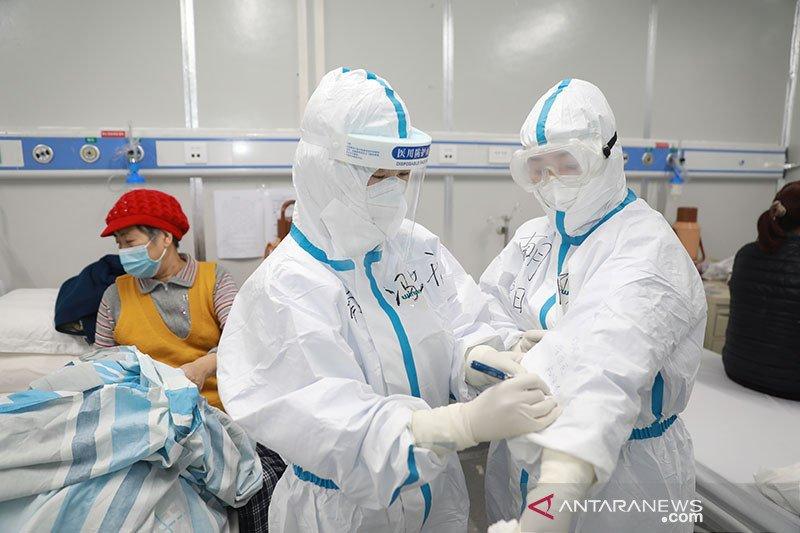 Kasus baru corona di Hubei China capai 401 kasus