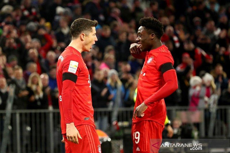 Klasemen Liga Jerman pekan ke-23