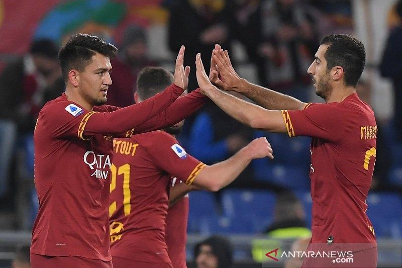 Srigala Roma mengamuk dan hancurkan Lecce 4-0