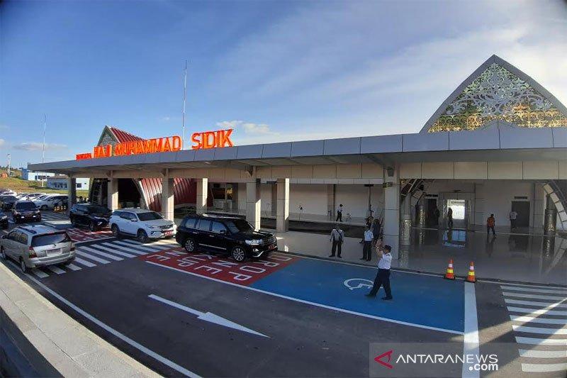 Bandara Muhammad Sidik  direncanakan beroperasi September 2020