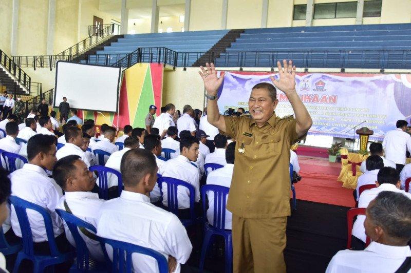 815 peserta ikuti diklat basic safety training