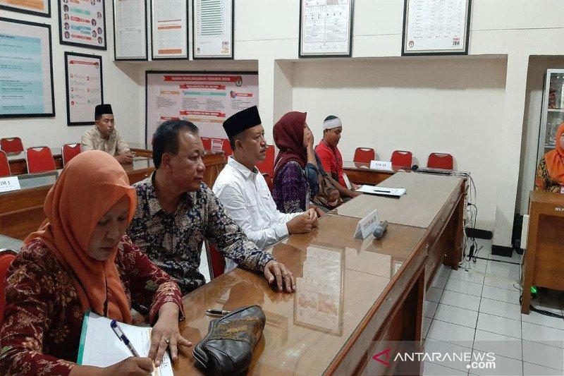 KPU Gunung Kidul tutup penyerahan dokumen dukungan untuk calon perorangan