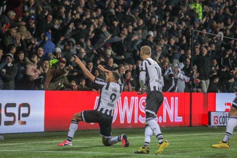 Mengejutkan, Ajax kalah 0-1 di markas Heracles Almelo