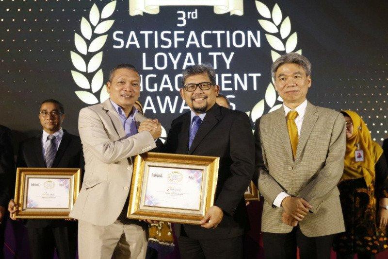Bank Jateng raih penghargaan Satisfaction Loyalty dan Engagement Awards 2020