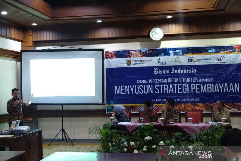 Butuh Rp52 triliun, Pemkot Semarang disarankan gunakan alternatif pembiayaan pembangunan