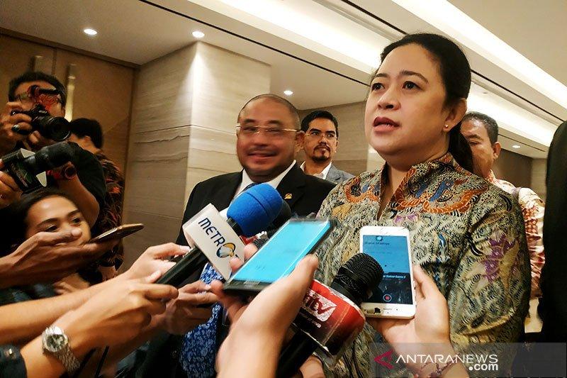 DPR siap bahas bersama Pemerintah terkait enam varian Pemilu