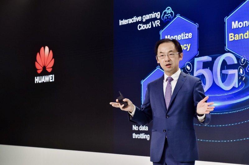 Huawei saat ini miliki 91 kontrak 5G komersial