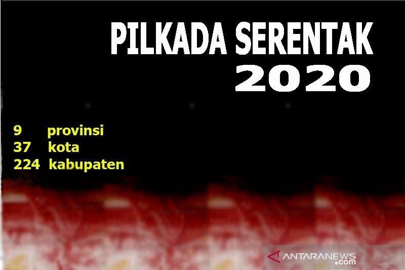 KPU RI resmi tunda tahapan Pilkada Serentak  2020