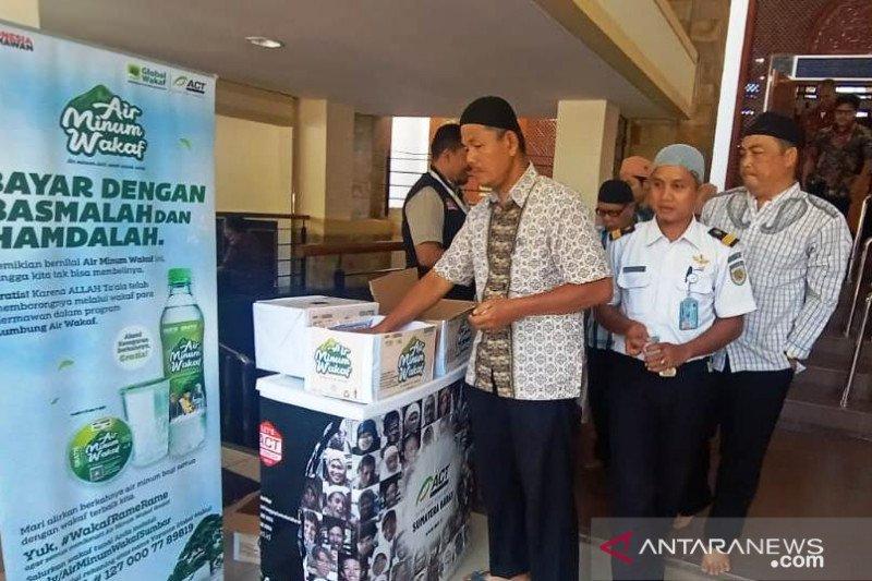 ACT mulai sebarkan manfaat Air Minum Wakaf di Padang